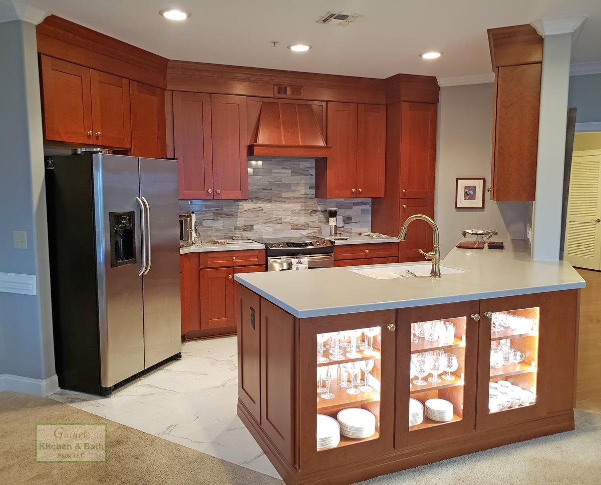 Bright Traditional Kitchen in Ashland City 2020