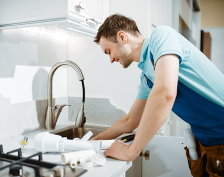 Guthrie Kitchen And Bath Plumber Repairing