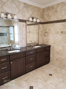 Large Bathroom Vanity