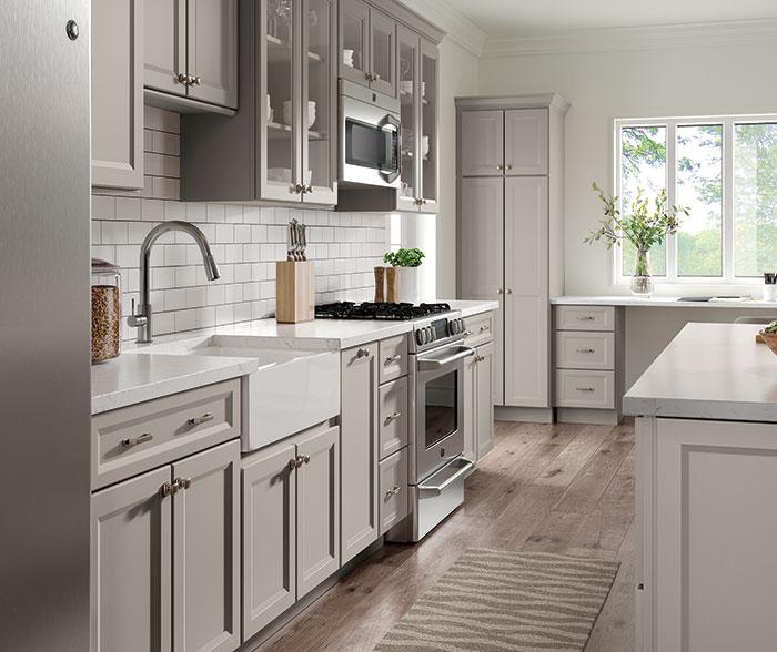 Homecrest Cabinets Transitional Door
