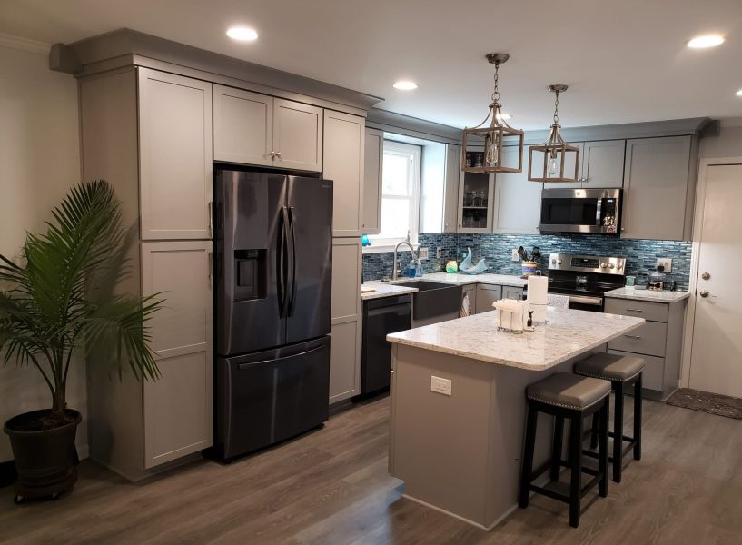 Kitchen Design With Island