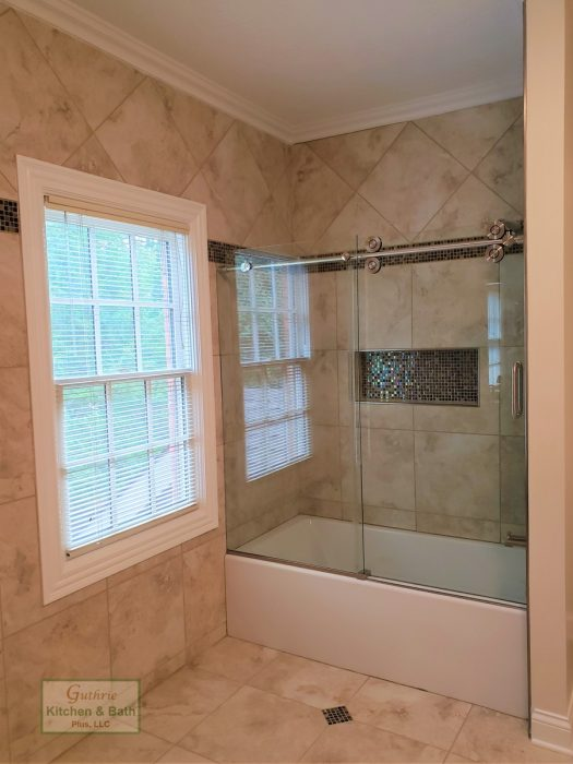 Alcover Tub Shower Combination