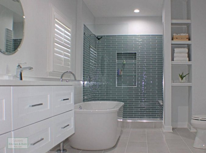 Guthrie Kitchen And Bath Bellenger Bath Design Springfield, Tn 7 With Large Master Bathroom