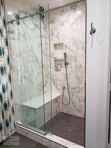 Large Shower Design
